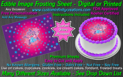 Abby Cadabby Edible Image Icing Frosting Sheet #23 Cake Cupcake Cookie Topper