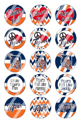 '.Detroit Tigers Image Sheet #1x.'