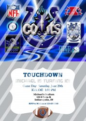'.Colts Invitation #14.'