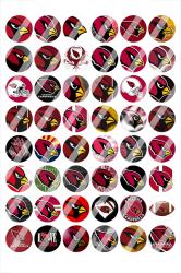 '.Arizona Cardinals Sheet #1.'