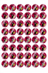 Arizona Cardinals Digital 14mm Circle Images #A11 (instant download)