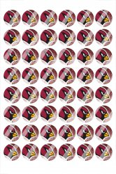 Arizona Cardinals Digital 14mm Circle Images #A12 (instant download)