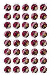 Arizona Cardinals Mini Bottle Cap 1/2 Circle Images Sheet #A12 instant download