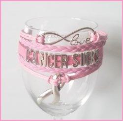 '.Breast Cancer Bracelet.'