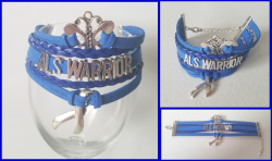 '.ALS Awareness Bracelet.'