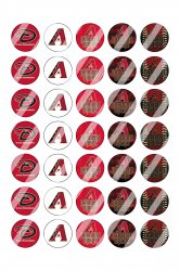 '.Arizona Diamondbacks Sheet #3.'
