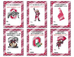 '.Ohio State Valentines #1.'