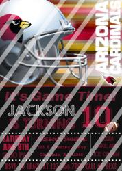 '.AZ Cardinals #13 Invitation.'