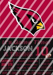 '.AZ Cardinals #17 Invitation.'