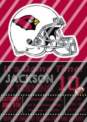 '.AZ Cardinals #18 Invitation.'