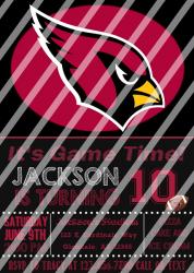 '.AZ Cardinals #19 Invitation.'
