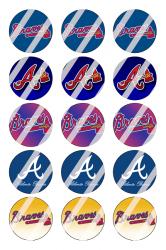 '.Atlanta Braves Sheet #1.'