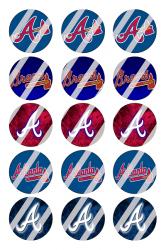 '.Atlanta Braves Sheet #2.'