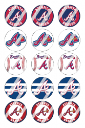 '.Atlanta Braves Sheet #4.'