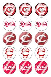 '.Cincinnati Reds Sheet #3.'