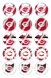'.Cincinnati Reds Sheet #4.'