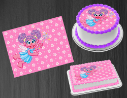 Abby Cadabby Edible Image Icing Frosting Sheet #34 Cake Cupcake Cookie Topper