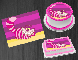 Cheshire Cat Edible Image Icing Frosting Sheet #14 Cake Cupcake Cookie Topper