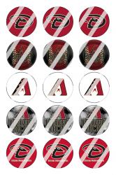 '.AZ Diamondbacks Sheet #2.'