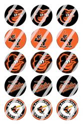 '.Baltimore Orioles Sheet #2.'