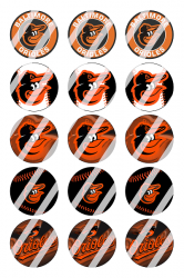 '.Baltimore Orioles Sheet #3.'