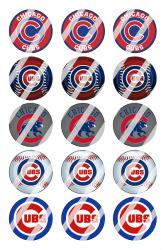 '.Chicago Cubs Image Sheet #1.'