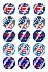 '.Chicago Cubs Image Sheet #2.'