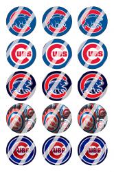 '.Chicago Cubs Image Sheet #3.'