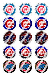'.Chicago Cubs Image Sheet #4.'