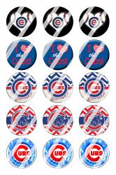 '.Chicago Cubs Image Sheet #6.'