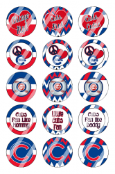 '.Chicago Cubs Image Sheet #10x.'