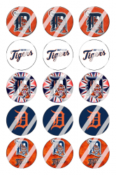 '.Detroit Tigers Image Sheet #3.'
