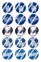 '.Los Angeles Dodgers #1.'