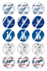 '.Los Angeles Dodgers #2.'