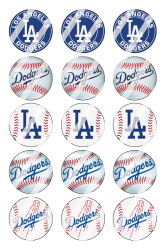 '.Los Angeles Dodgers #4.'