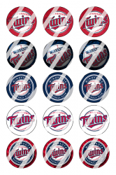 '.Minnesota Twins Sheet #2.'