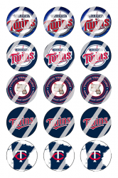 '.Minnesota Twins Sheet #3.'