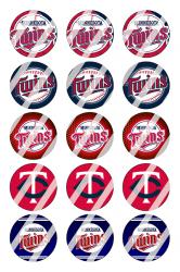 '.Minnesota Twins Sheet #5.'