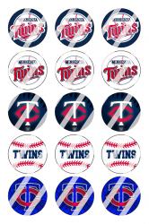 '.Minnesota Twins Sheet #6.'