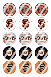 '.San Francisco Giants Sheet #3.'