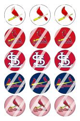 '.St Louis Cardinals Sheet #3.'