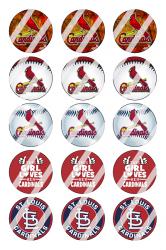 '.St Louis Cardinals Sheet #5.'