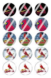 '.St Louis Cardinals Sheet #6.'