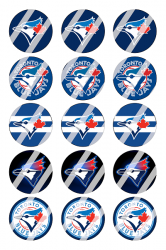 '.Toronto Blue Jays Sheet #2.'