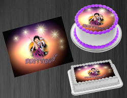 Betty Boop Edible Image Icing Frosting Sheet #97 Cake Cupcake Cookie Topper
