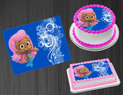 Bubble Guppies Edible Image Icing Frosting Sheet #13 Cake Cupcake Cookie Topper