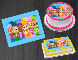 Bubble Guppies Edible Image Icing Frosting Sheet #17 Cake Cupcake Cookie Topper