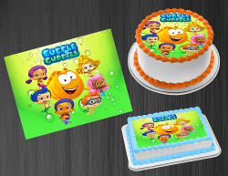Bubble Guppies Edible Image Icing Frosting Sheet #20 Cake Cupcake Cookie Topper