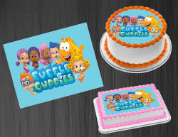 Bubble Guppies Edible Image Icing Frosting Sheet #29 Cake Cupcake Cookie Topper