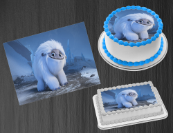 Abominable Edible Image Icing Frosting Sheet #1 Cake Cupcake Cookie Topper